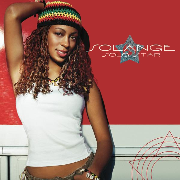 Solange Solo Star cover art