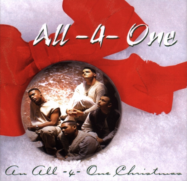 All‐4‐One An All‐4‐One Christmas cover art