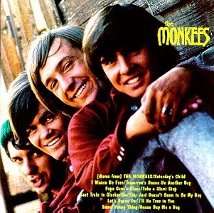 The Monkees The Monkees cover art