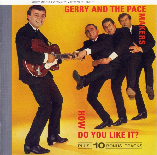 Gerry & The Pacemakers How Do You Like It? cover art
