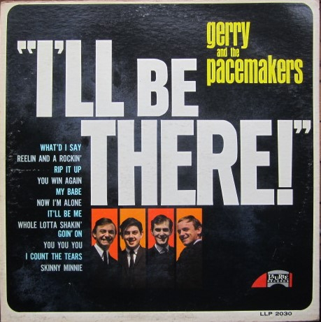 Gerry & the Pacemakers I'll Be There cover art