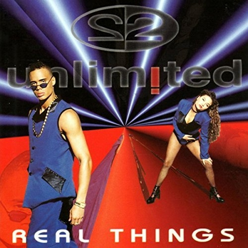 2 Unlimited Real Things cover art