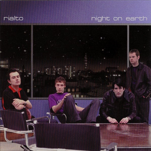 Rialto Night on Earth cover art
