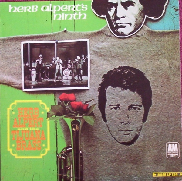 Herb Alpert & The Tijuana Brass Herb Alpert's Ninth cover art