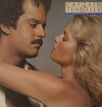 Captain & Tennille Make Your Move cover art