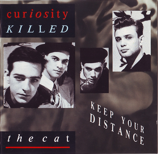 Curiosity Killed the Cat Keep Your Distance cover art