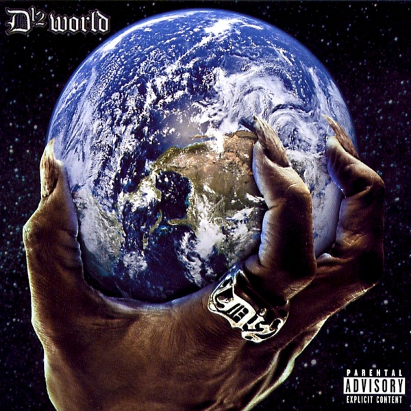 B‐Real D12 World cover art