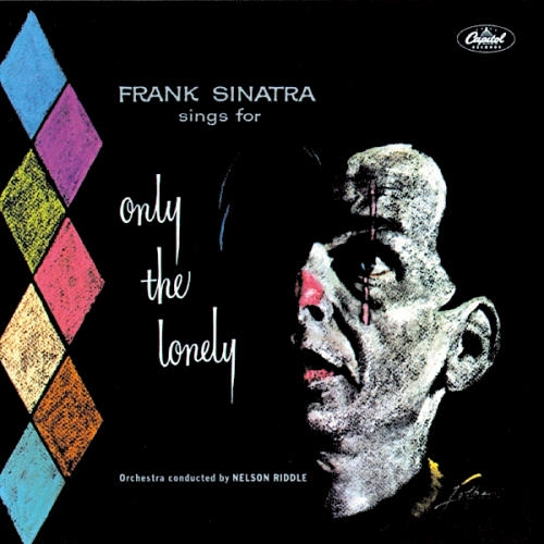 Frank Sinatra Frank Sinatra Sings for Only the Lonely cover art