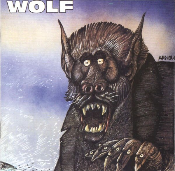 Wolf Wolf cover art
