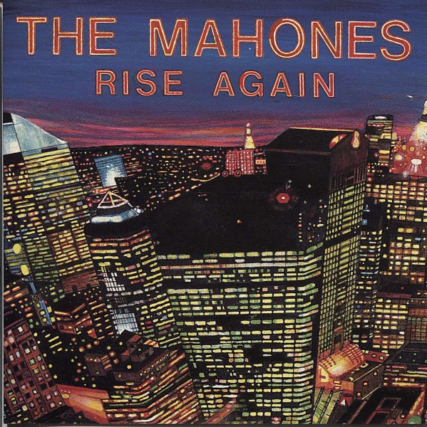 The Mahones Rise Again cover art
