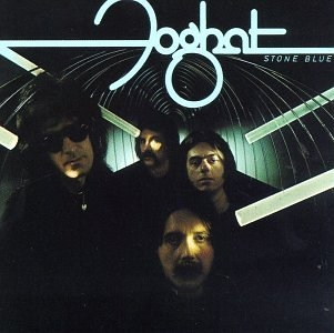 Foghat Stone Blue cover art