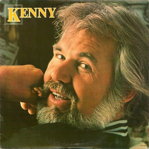 Kenny Rogers Kenny cover art