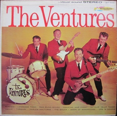 The Ventures The Ventures cover art