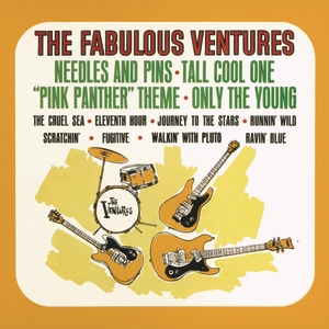The Ventures The Fabulous Ventures cover art