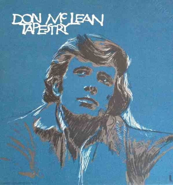 Don McLean Tapestry cover art