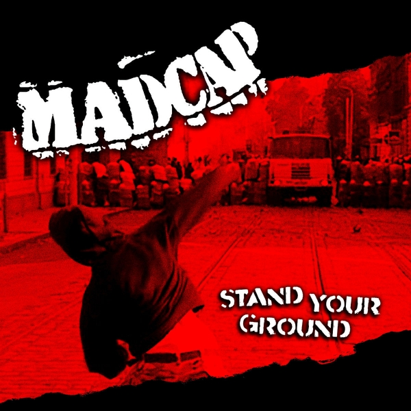 Madcap Stand Your Ground cover art