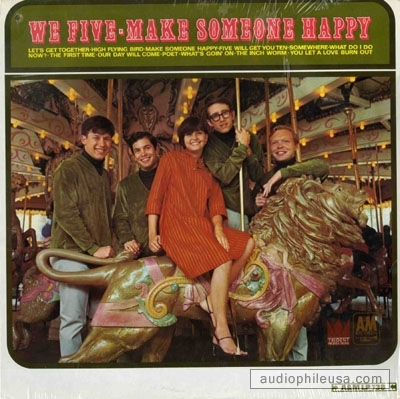 We Five Make Someone Happy Cover Art
