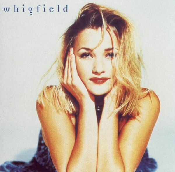 Whigfield Whigfield cover art