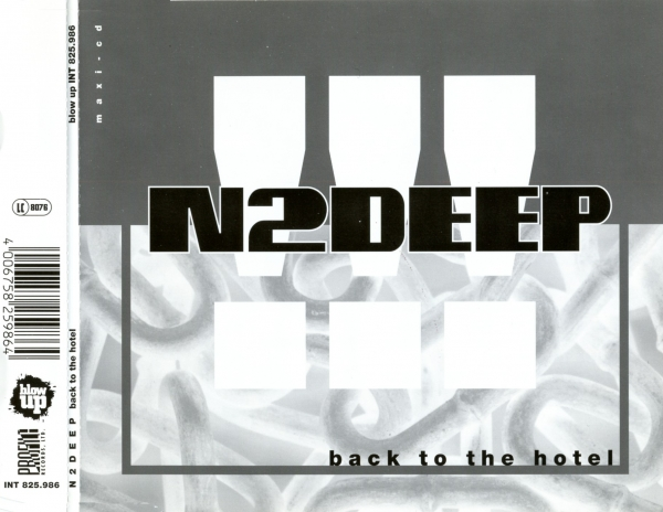 N2Deep Back to the Hotel Cover Art