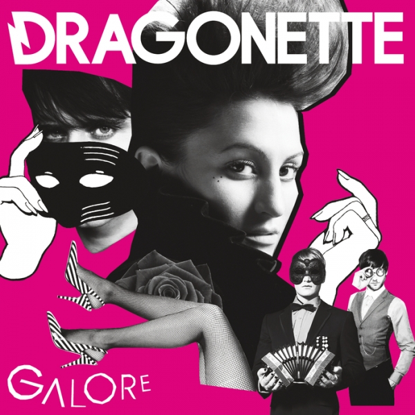 Dragonette Galore cover art