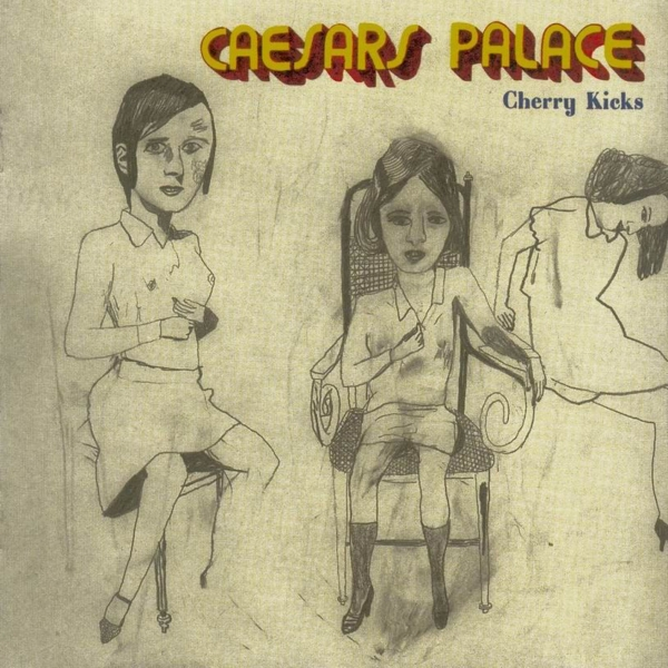 Caesars Cherry Kicks cover art