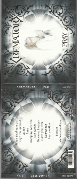Crematory Pray Cover Art