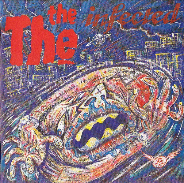 The The Infected cover art