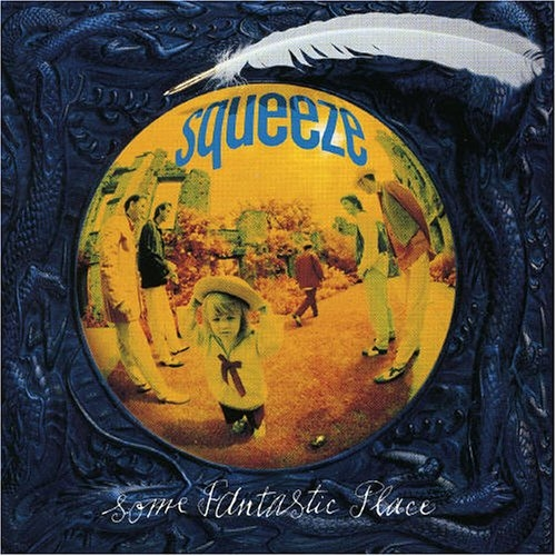 Squeeze Some Fantastic Place cover art