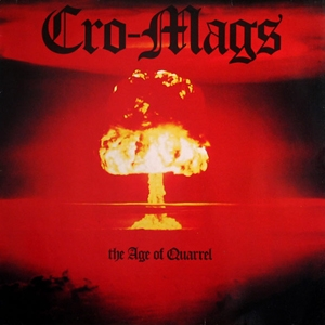 Cro‐Mags The Age of Quarrel cover art