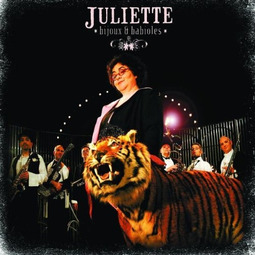 Juliette Bijoux & Babioles cover art