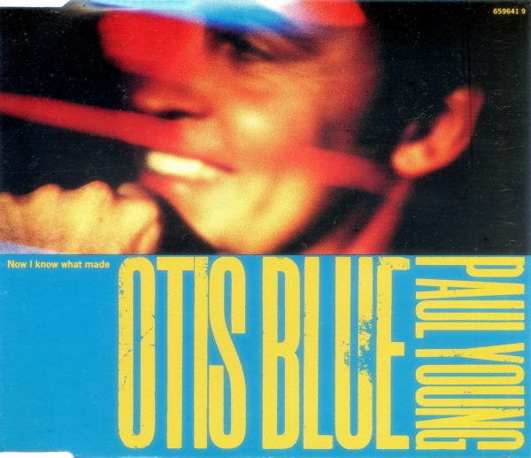 Paul Young Now I Know What Made Otis Blue Cover Art