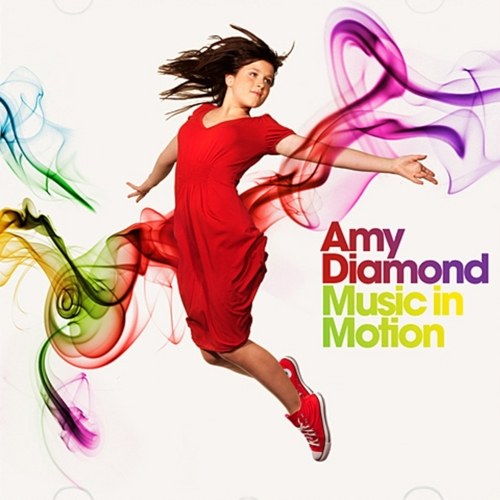 Amy Diamond Music in Motion cover art