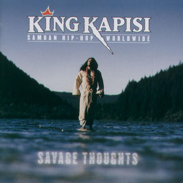 King Kapisi Savage Thoughts Cover Art