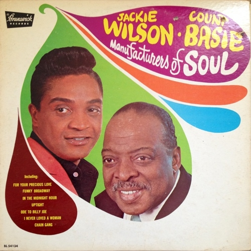 Count Basie Manufacturers of Soul cover art