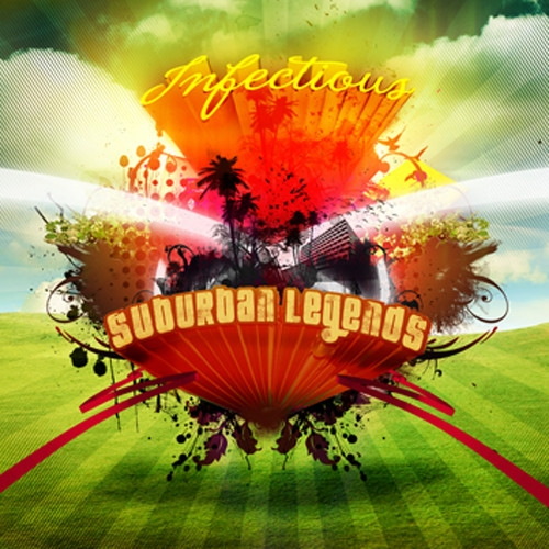 Suburban Legends Infectious cover art