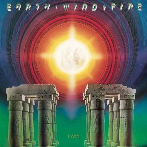 Earth, Wind & Fire I Am cover art