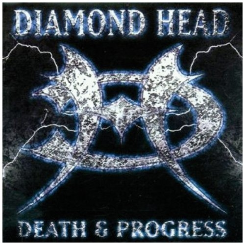 Diamond Head Death & Progress cover art