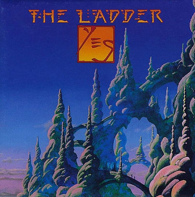 YES The Ladder cover art