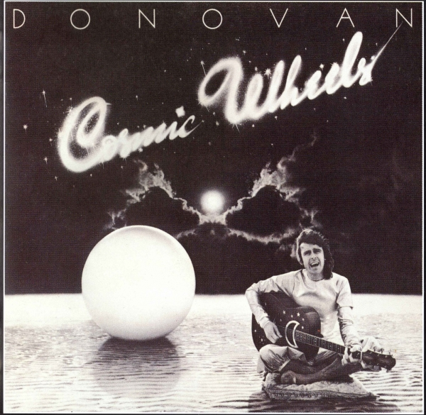 Donovan Cosmic Wheels cover art