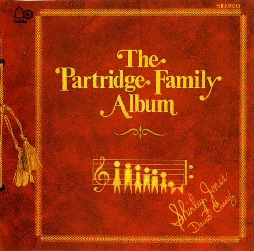 The Partridge Family The Partridge Family Album cover art