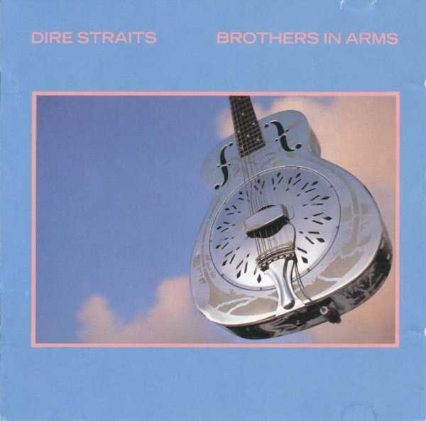 Dire Straits Brothers in Arms cover art