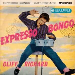 Cliff Richard Expresso Bongo Cover Art
