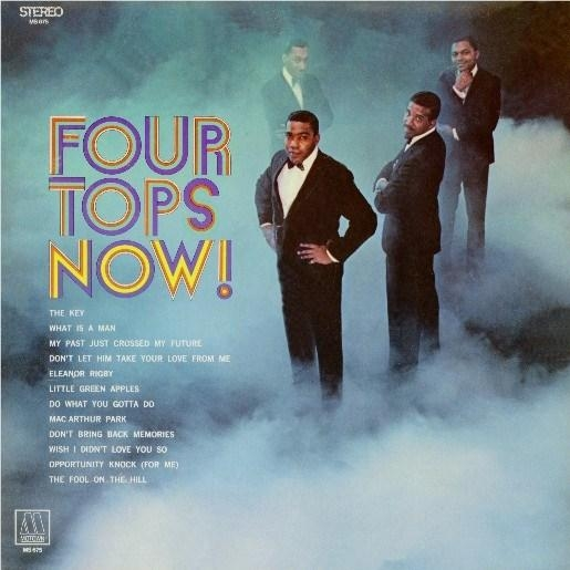 Four Tops Four Tops Now! cover art