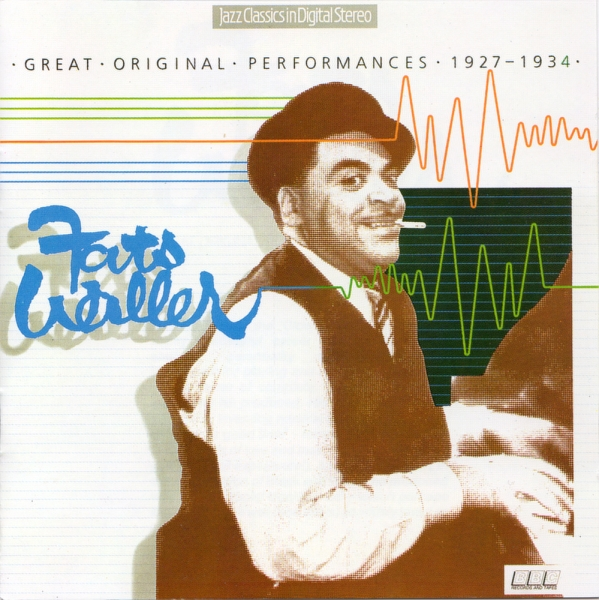 Fats Waller Great Original Performances 1927-1934 cover art
