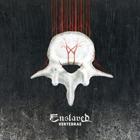 Enslaved Vertebrae cover art