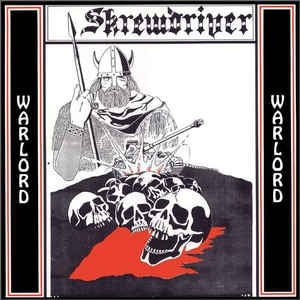 Skrewdriver Warlord cover art