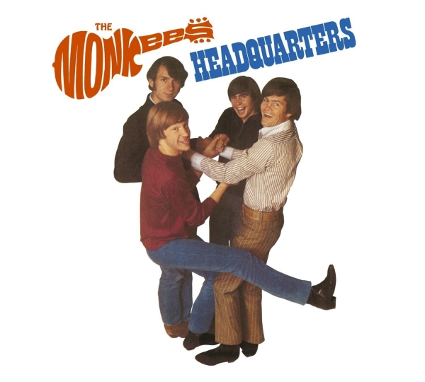 The Monkees Headquarters cover art
