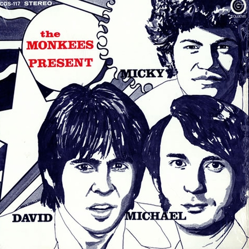 The Monkees The Monkees Present cover art