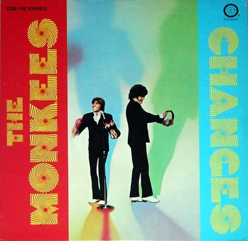 The Monkees Changes cover art