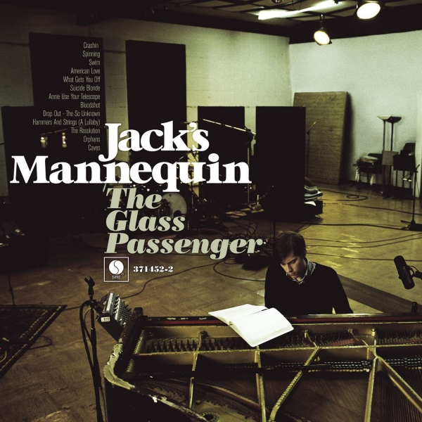 Jack's Mannequin The Glass Passenger cover art